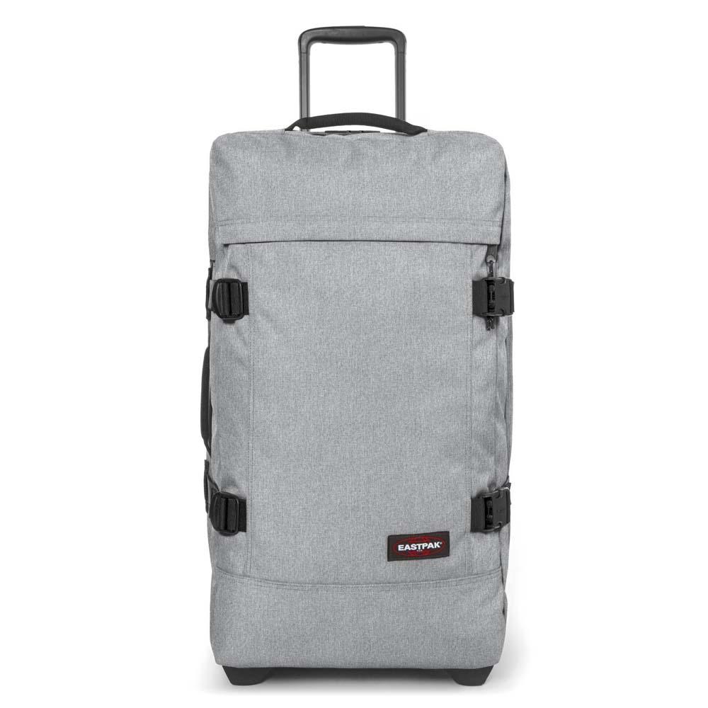 c70db39b40 Eastpak Strapverz M 78L Grey buy and offers on Trekkinn
