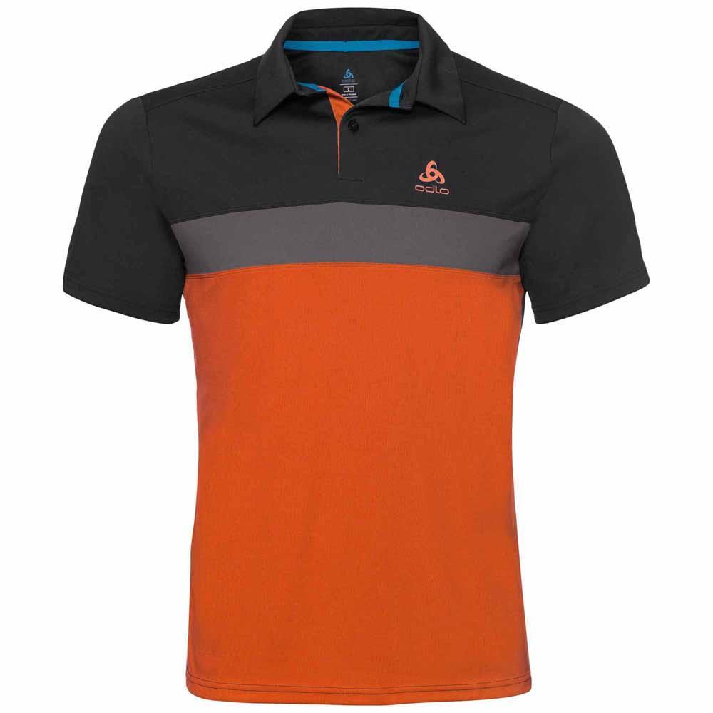 ODLO Mens Polo S//S Nikko Shirt
