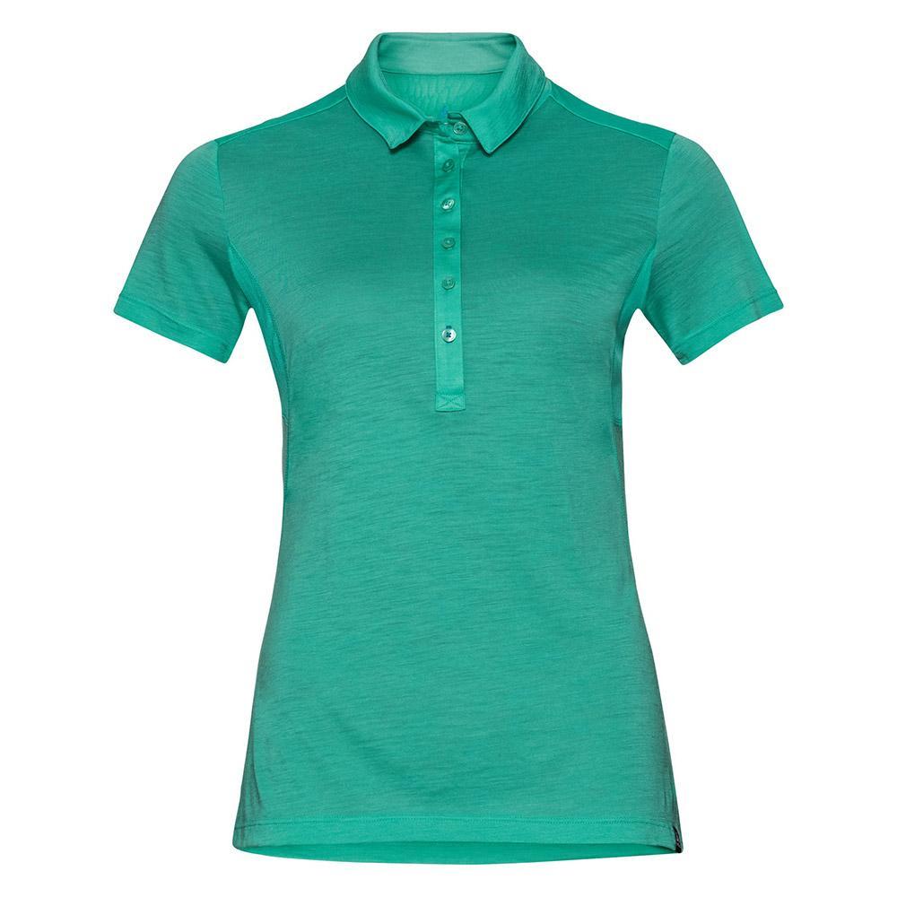 Odlo Polo S//S Ceramiwool Shirt Femme