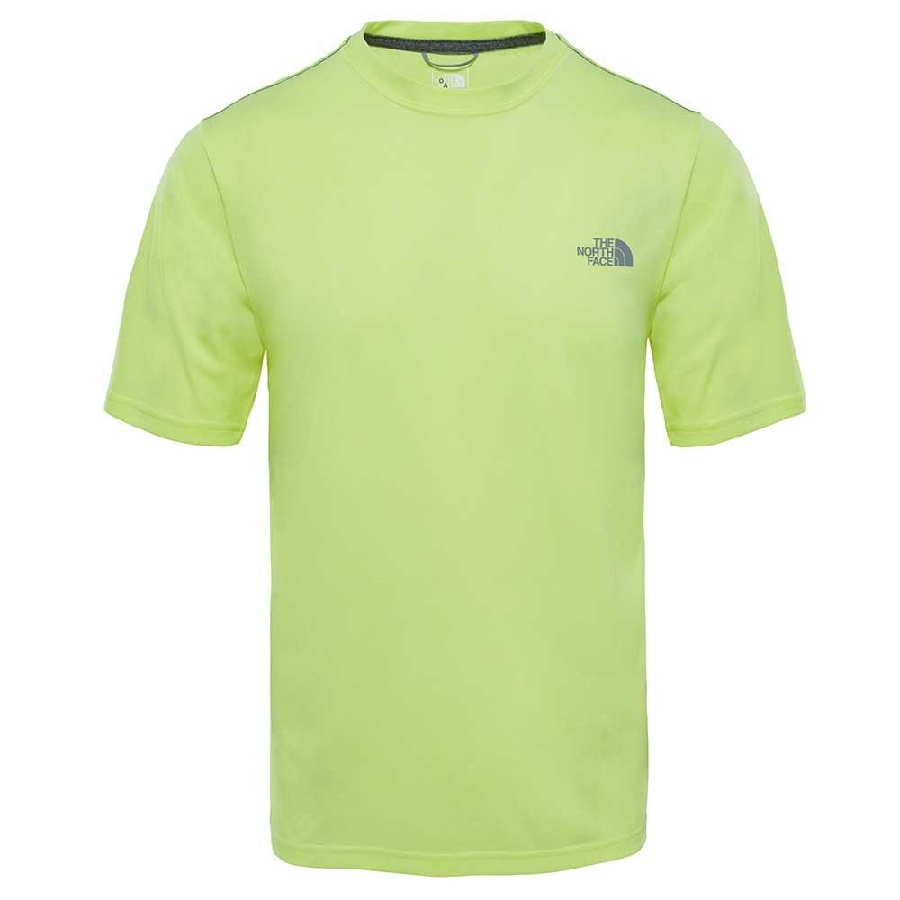 c1bfdcb061d8 The north face Reaxion AMP Crew Green buy and offers on Trekkinn