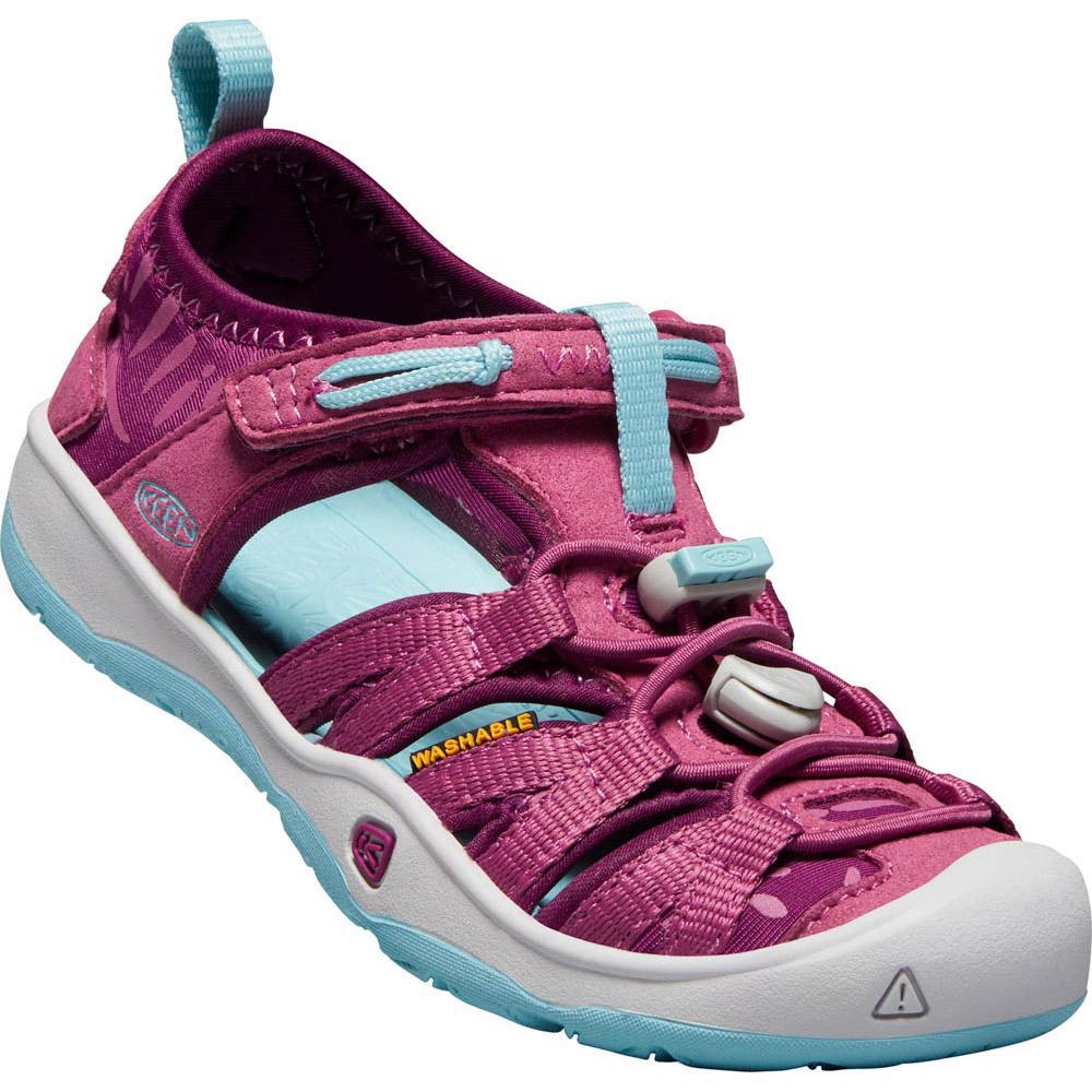 383b7130a78b Keen Moxie Sandal Children - Red buy and offers on Trekkinn