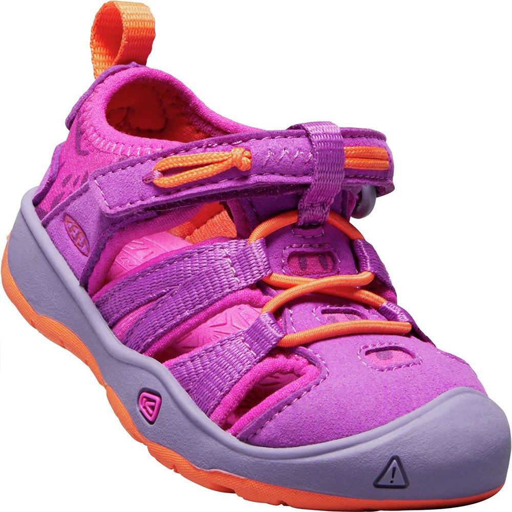 Keen Moxie Sandal Tots Purple buy and offers on Trekkinn