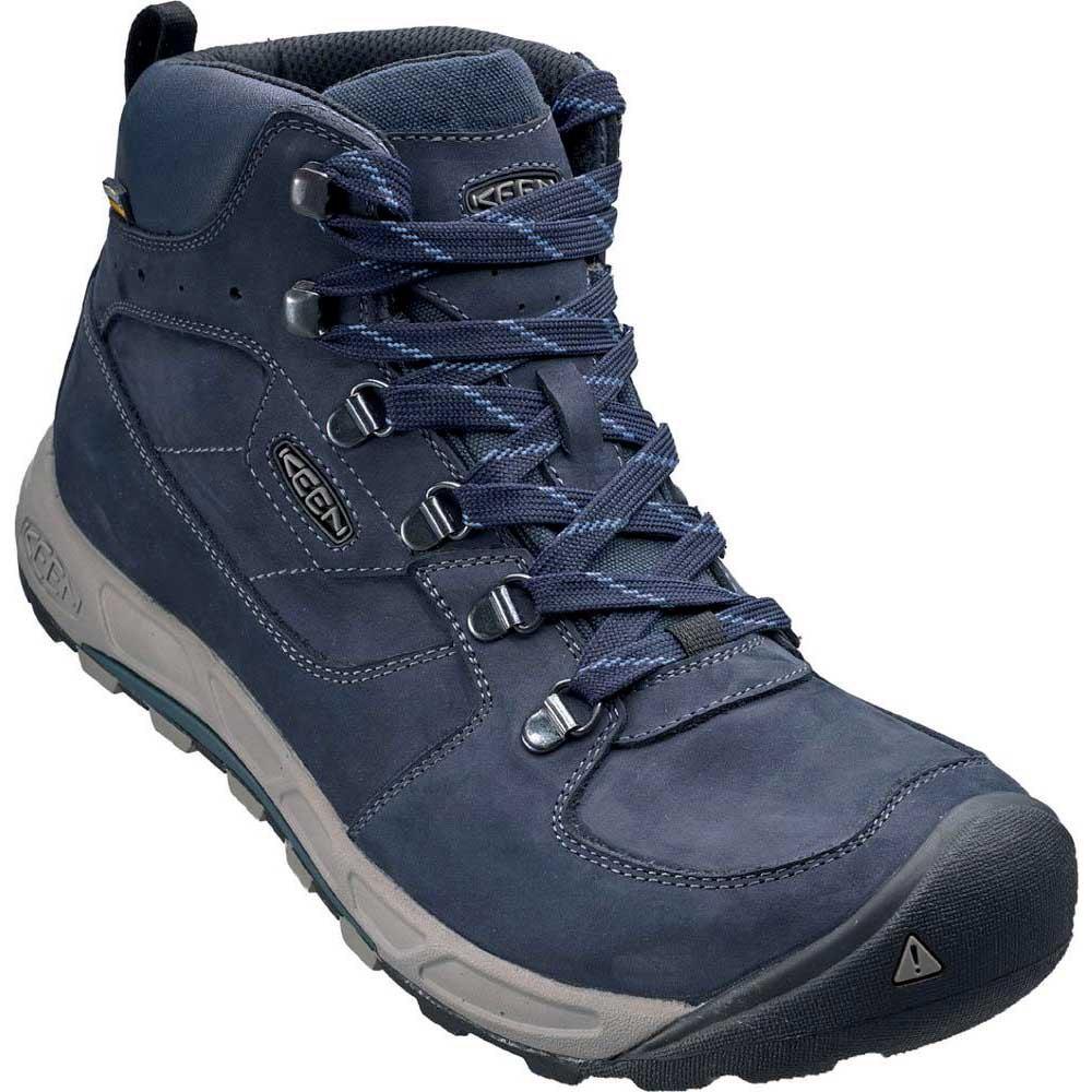 5d39f662a240 Keen Westward Mid Leather Waterproof buy and offers on Trekkinn