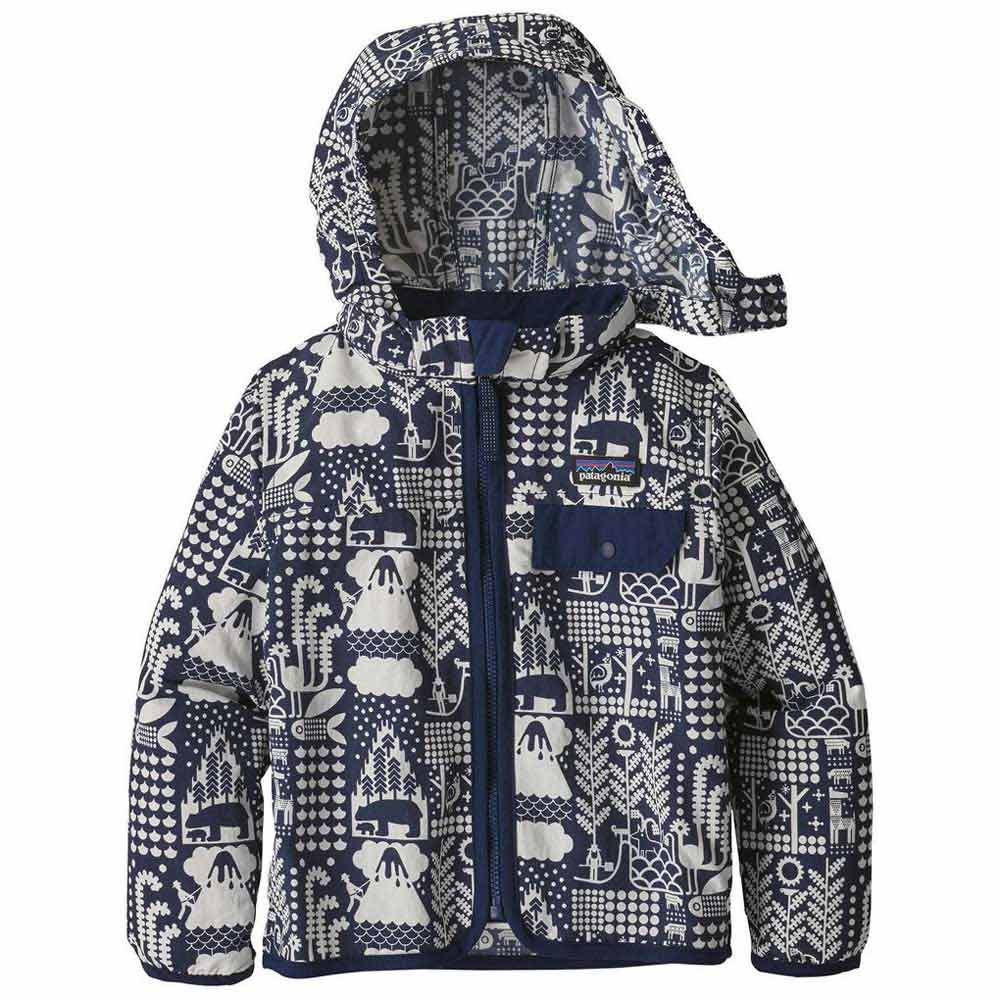 d2b1008e Patagonia Baby Baggies Blue buy and offers on Trekkinn