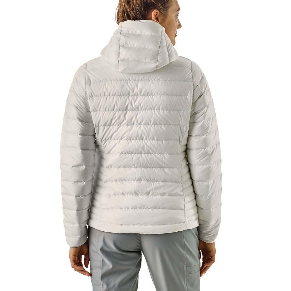 df2fc209dd13f Patagonia Down Sweater Hoody Biały kup i oferty, Trekkinn Kurtki