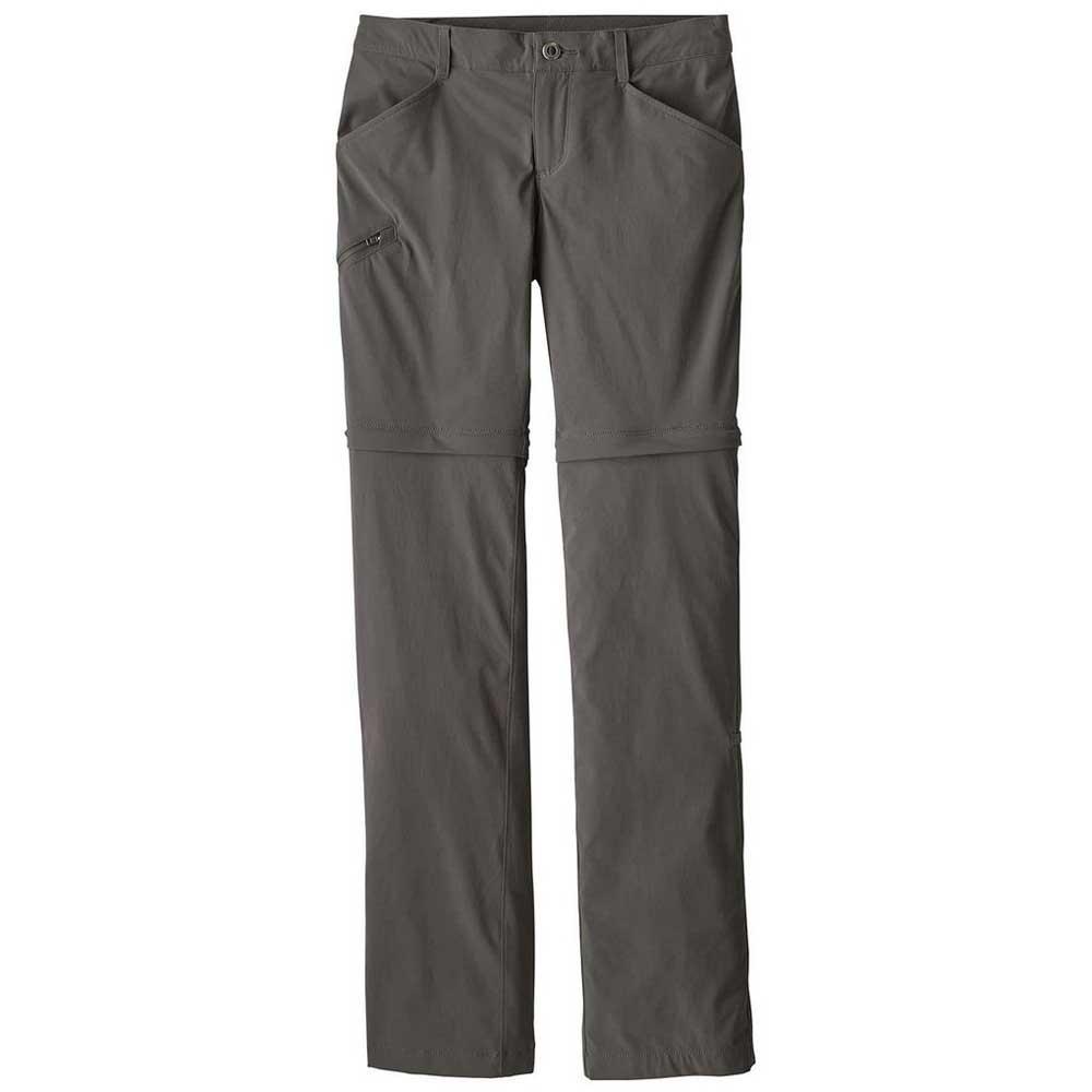 3b1b8d482a Patagonia Quandary Convertible Pants Regular Grey, Trekkinn