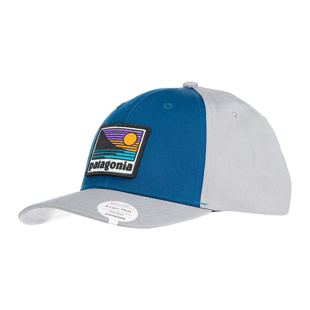 Patagonia Up And Out Roger That Hat Blue fc1e001587c