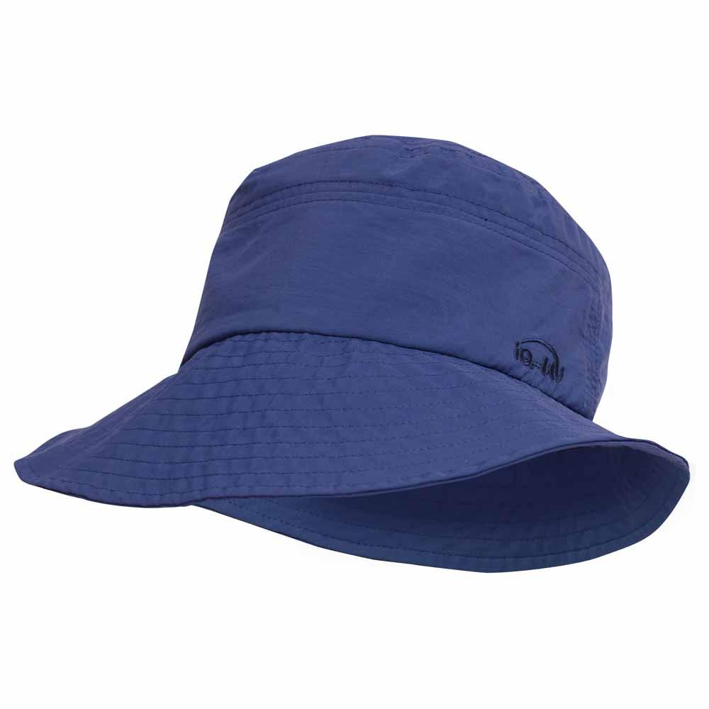 iQ-Company UV 200 Sun Protection Hat Blue 95f9154f3f0