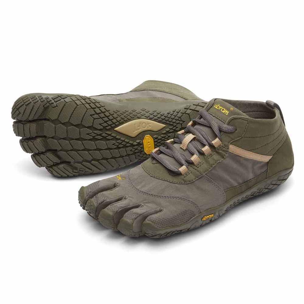 Vibram fivefingers V Trek Hiking Shoes Серый, Trekkinn