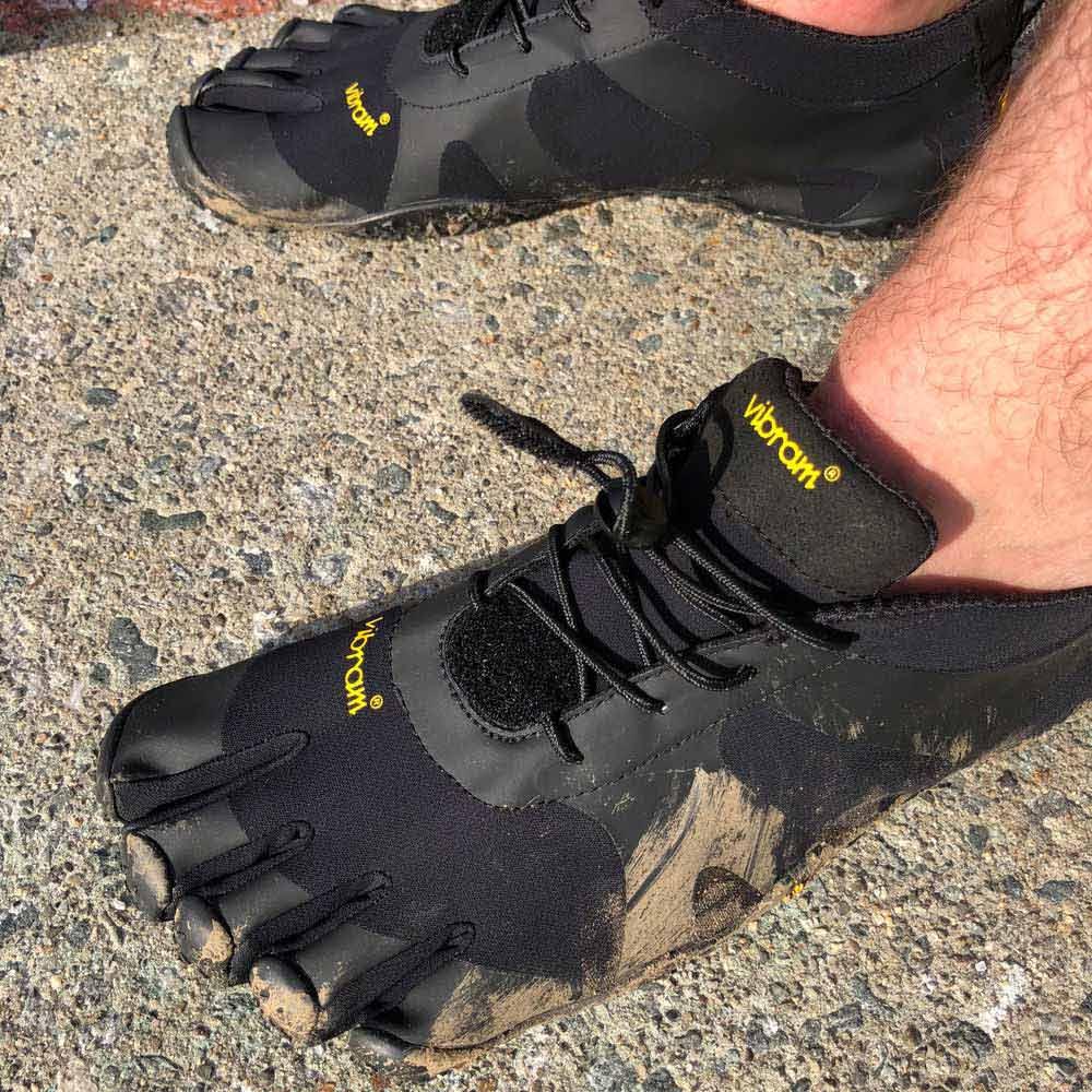 Vibram Five Fingers Mens V-Alpha Hiking Shoe