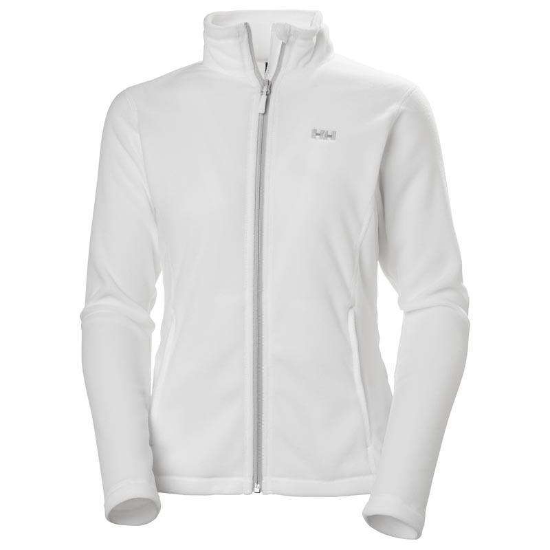 9e2acd6e2 Helly hansen Daybreaker Fleece White buy and offers on Trekkinn