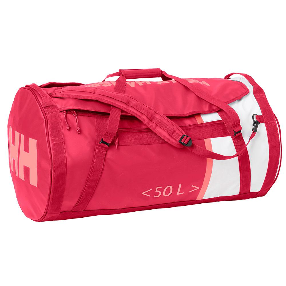 52940a54ad8246 Helly hansen Duffel Bag 2 50L Red buy and offers on Trekkinn