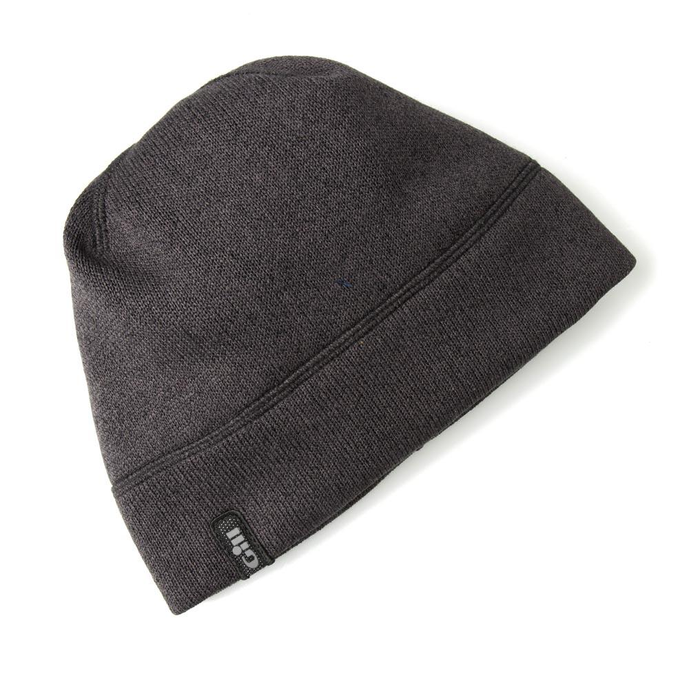 6a584b73 Gill Knit Fleece Hat Grey buy and offers on Trekkinn