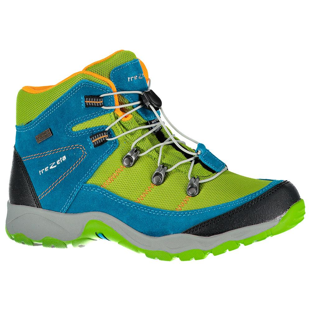 Bottes Trezeta Twister Wp Jr EU 39 Petrol / Green