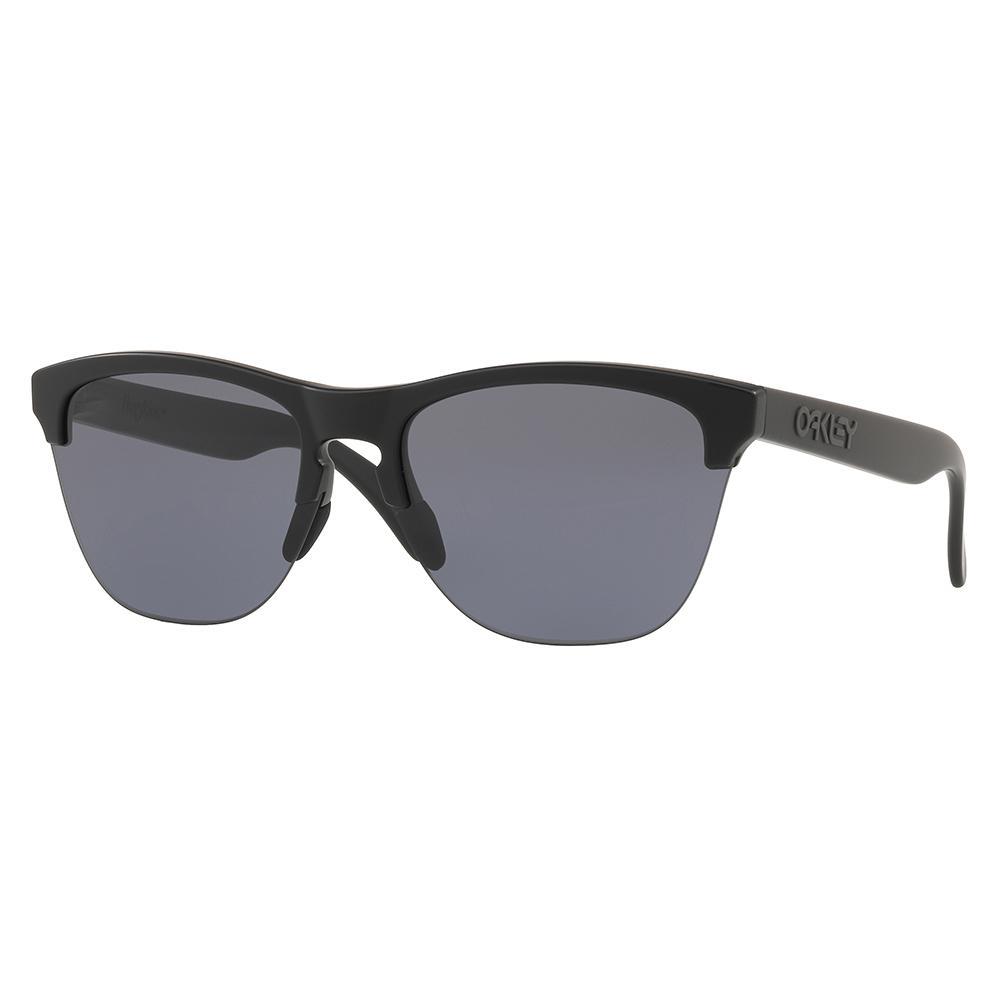 9fc946ca274 Oakley Frogskins Lite Black buy and offers on Trekkinn