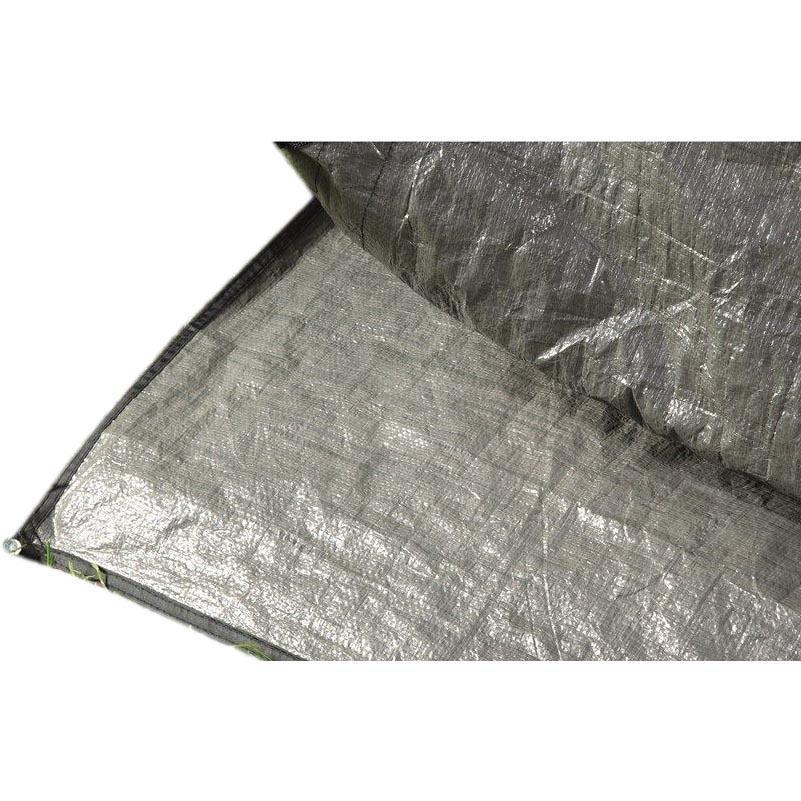 Outwell Footprint Franklin 3 Tent Grey