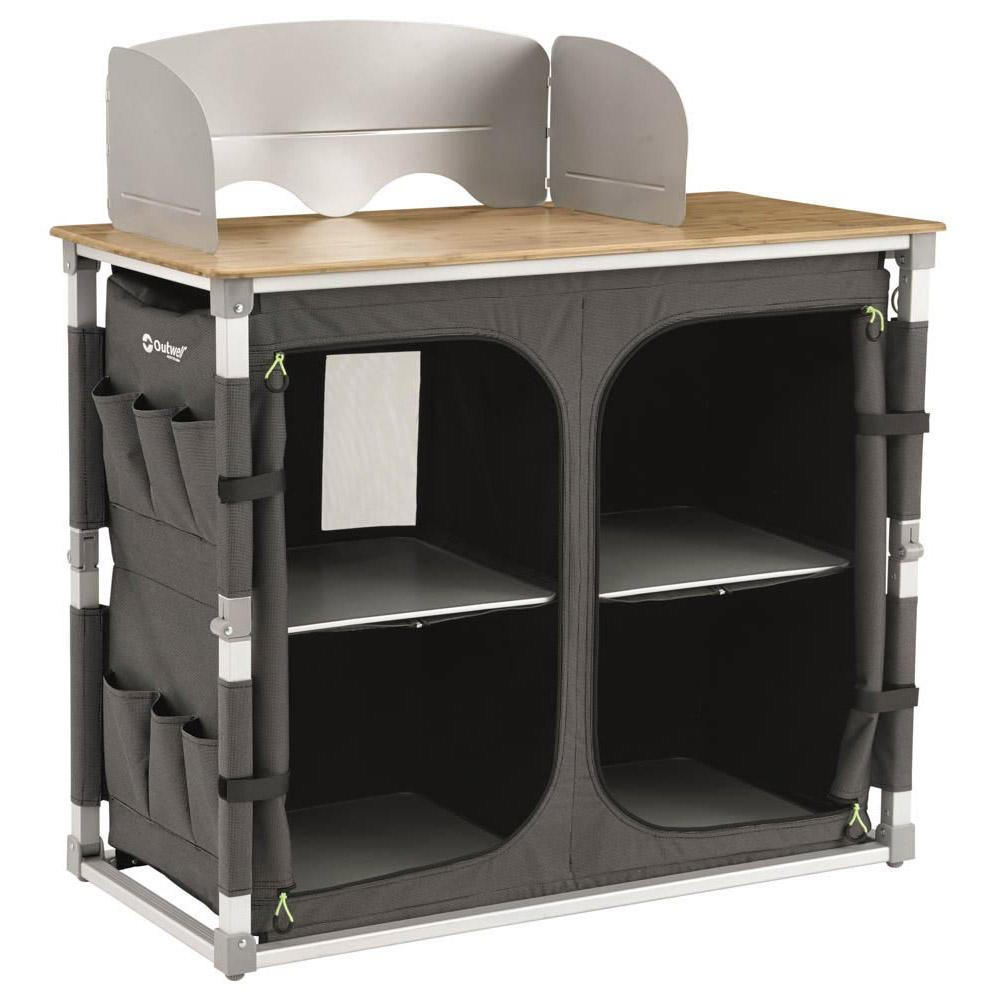 Outwell Padres XL Kitchen Table Black buy and offers on Trekkinn