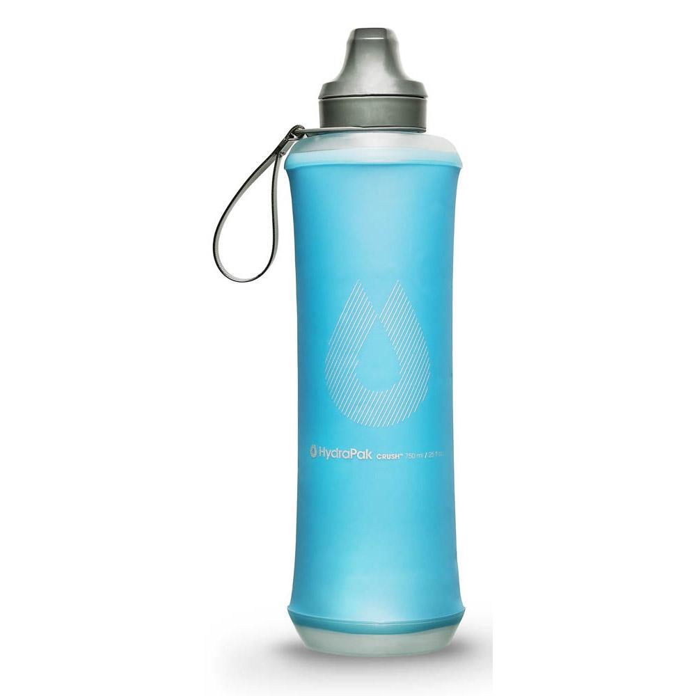 39236a9ffd Hydrapak Softflask Crush 750ml Blue buy and offers on Trekkinn