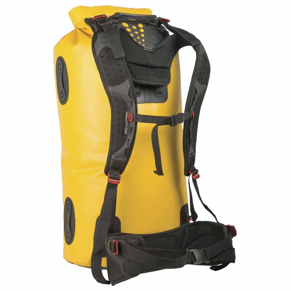 Sea To Summit Hydraulic Dry Bag With Harness 120l