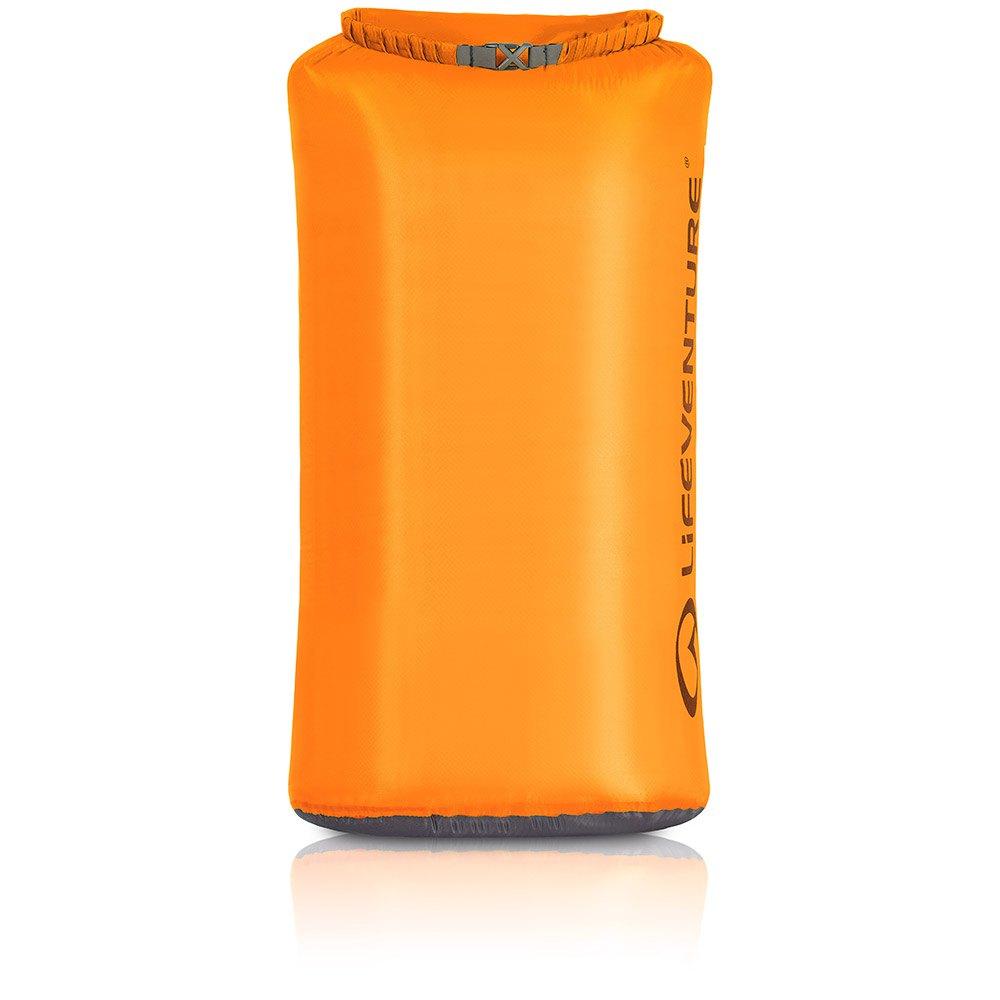 Lifeventure Ultralight Dry Bag 25 Litres Red