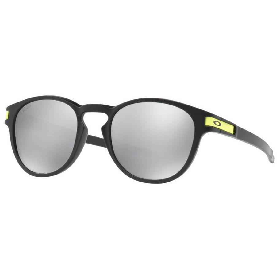 633b2afa7b8 Oakley Latch Valentino Rossi Black buy and offers on Trekkinn