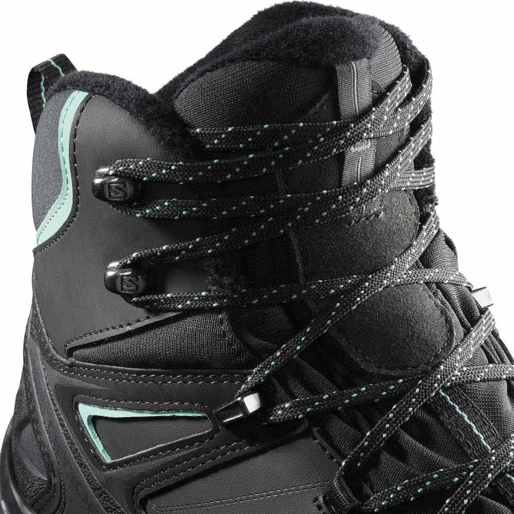 Salomon X Ultra Mid Winter CS WP Black