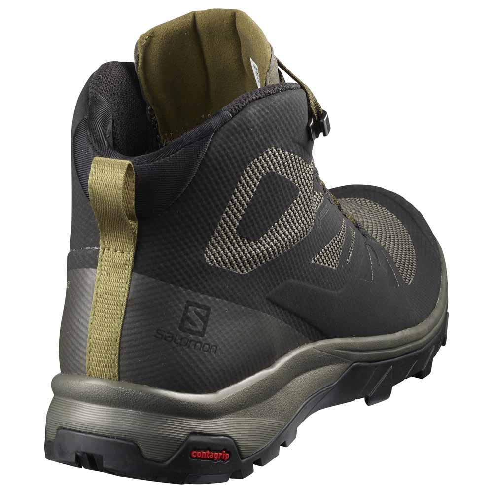 salomon outline mid gtx mens review reviews