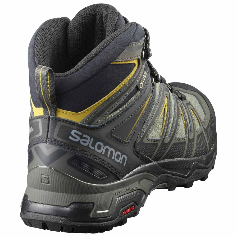 Salomon X Ultra 3 Mid Wide Goretex
