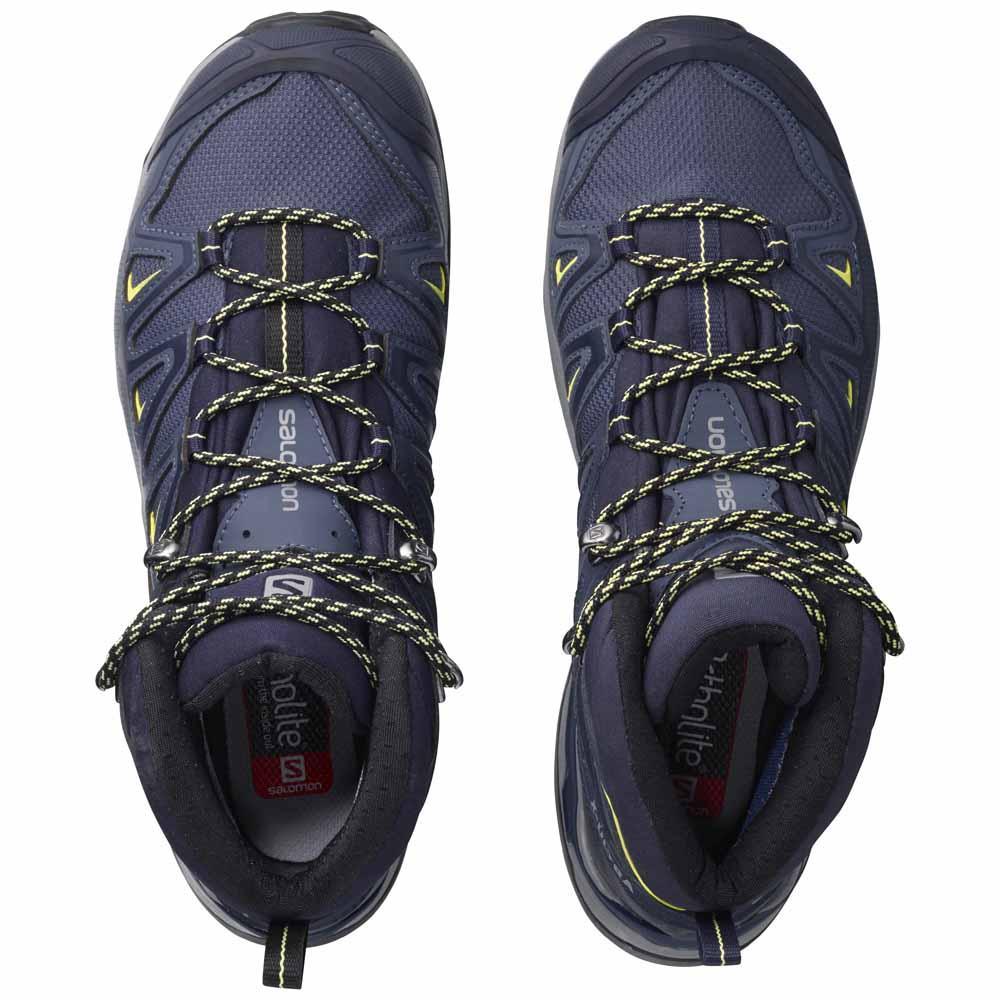 salomon wide hiking boots