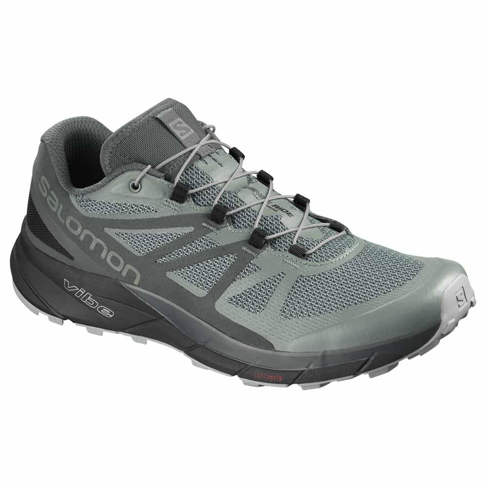 c75d4ce1 Salomon Sense Ride Goretex Invisible Fit Grå, Trekkinn
