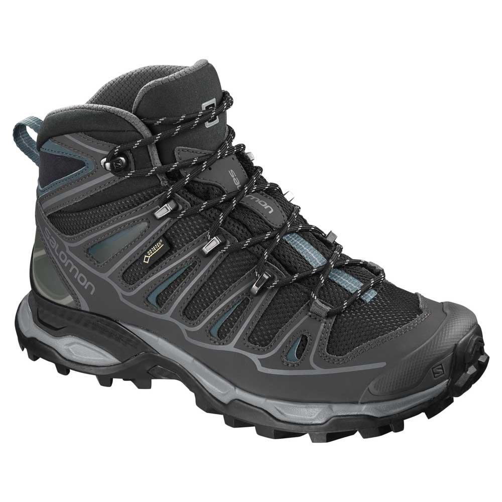 Salomon X Ultra Mid 2 Spikes Goretex