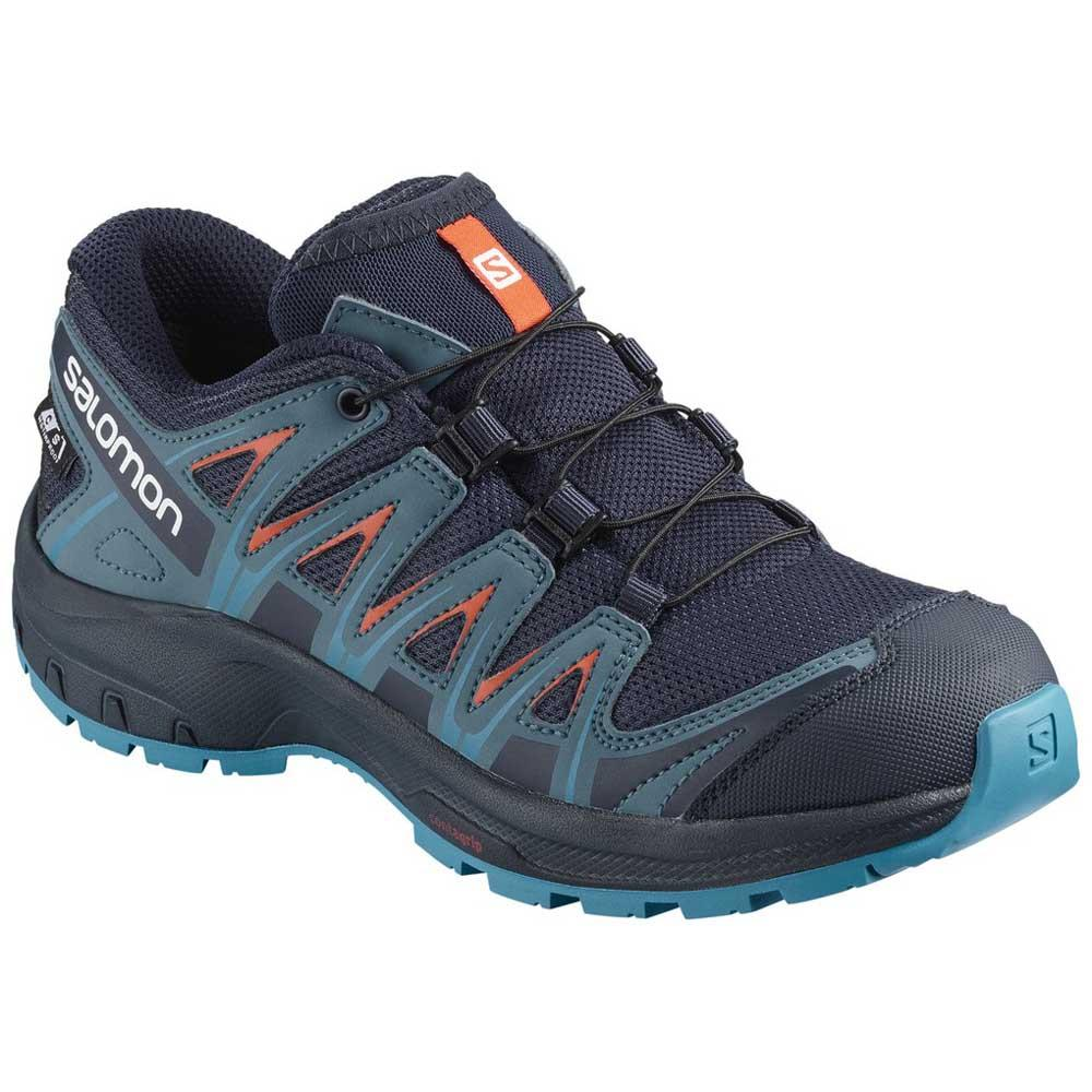 tabla tallas zapatillas salomon us junior