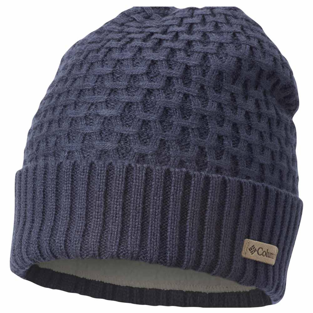 a7bf2c22fe0 Columbia Hideaway Haven Cabled Beanie Blue