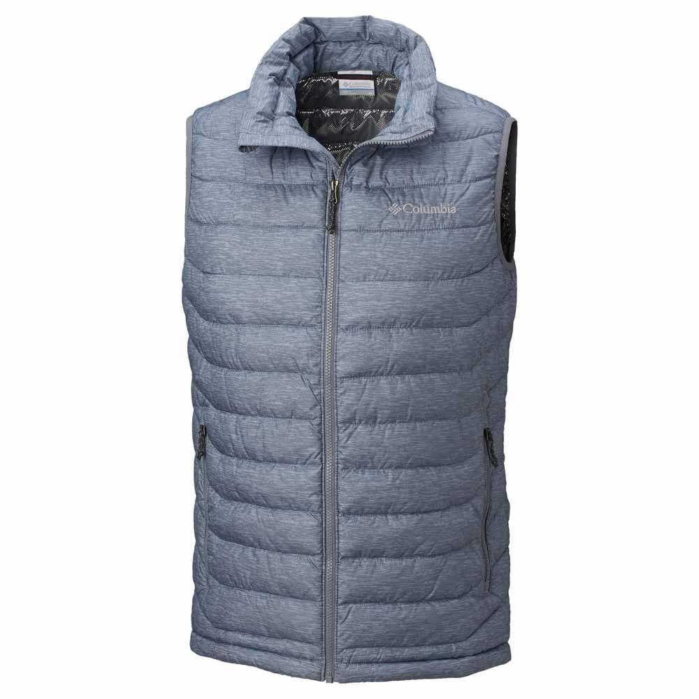 42a2bb867 Columbia Powder Lite Vest Big Grey buy and offers on Trekkinn