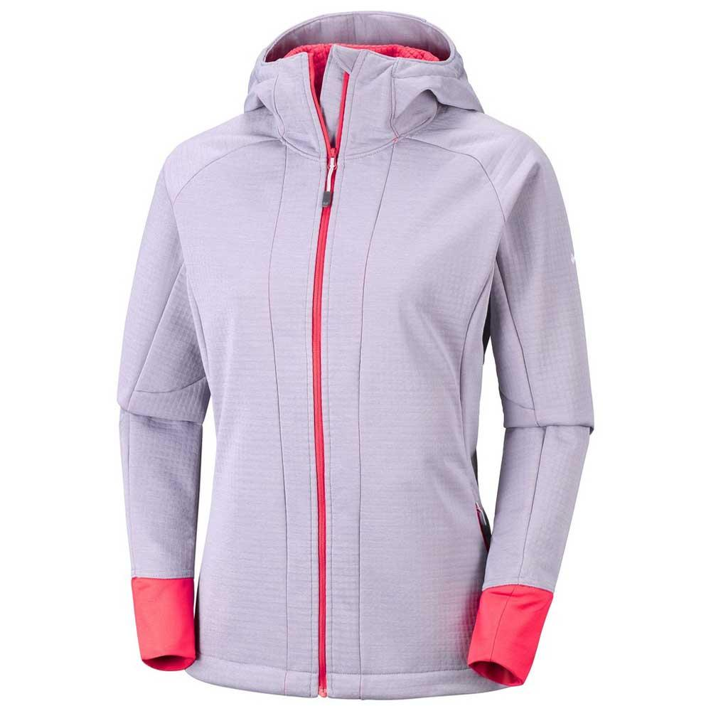 Columbia Steel Cliff Hooded Softshell