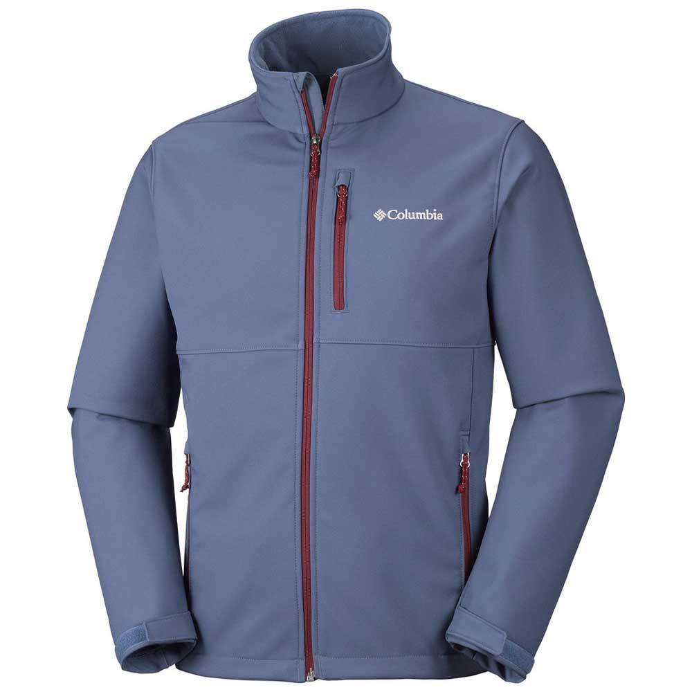 3fd7afc09 Columbia Ascender Softshell Blue buy and offers on Trekkinn