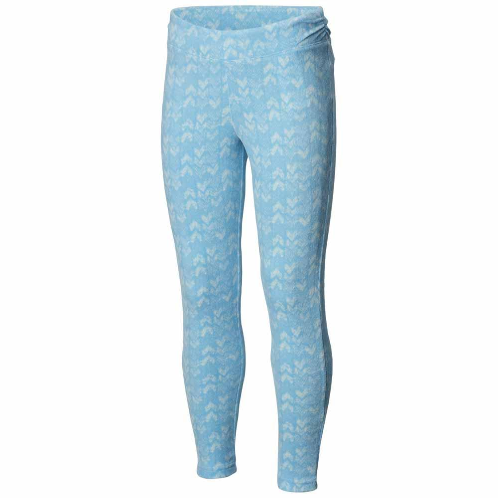 57a524a2391f28 Columbia Glacial Printed Legging Blue buy and offers on Trekkinn