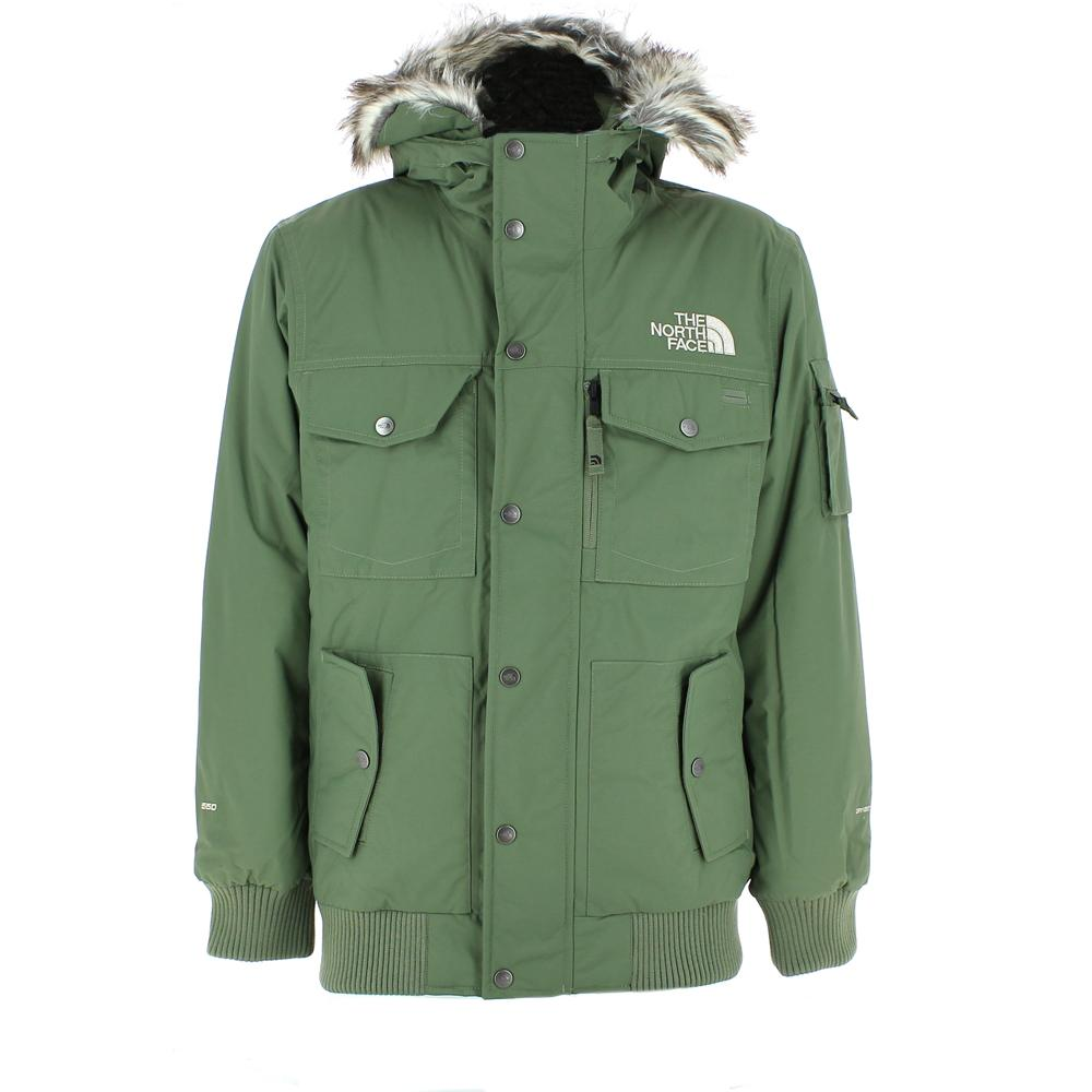 a24416e96 The north face Gotham Jacket Green buy and offers on Trekkinn