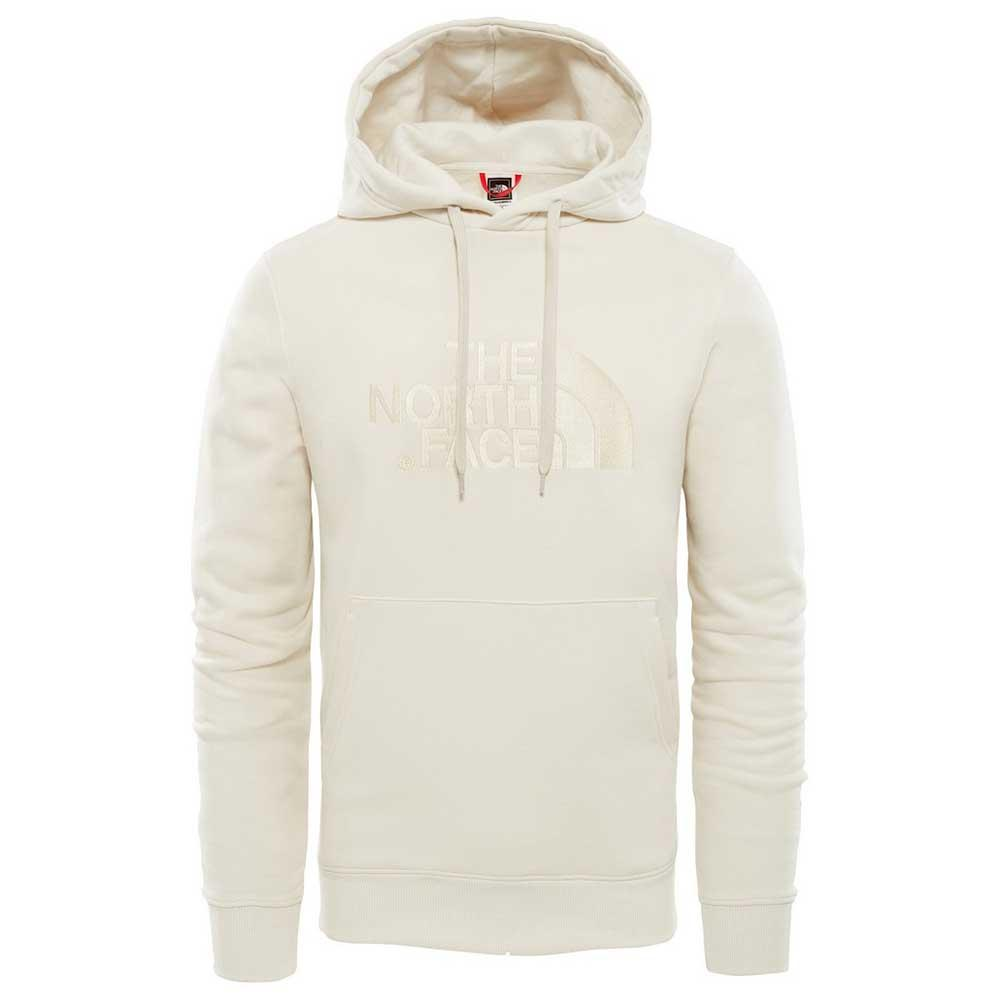 The north face Drew Peak Pullover Hoodie Bianco 86f016515b03
