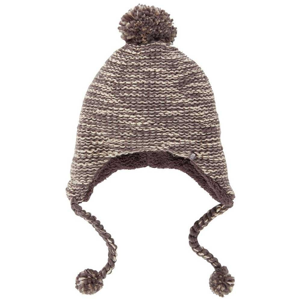 b6bbf0f28ff9e The north face Fuzzy Earflap Beanie Grey