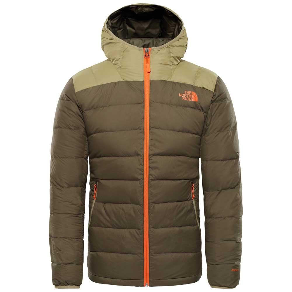 The north face La Paz Hooded Marrone f01eeaef20d3