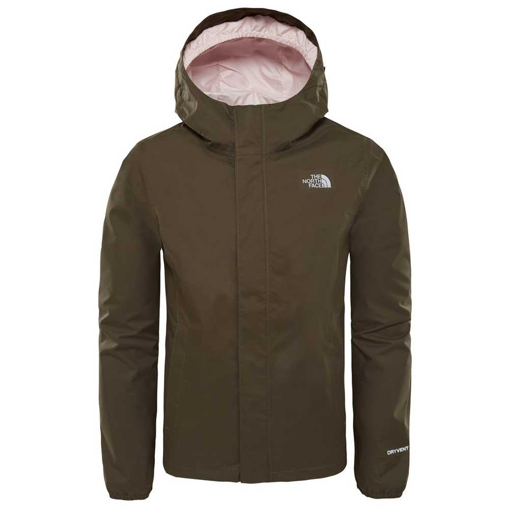 The north face Resolve Reflective Jacket Girls buy and offers on Trekkinn 71ec321ac