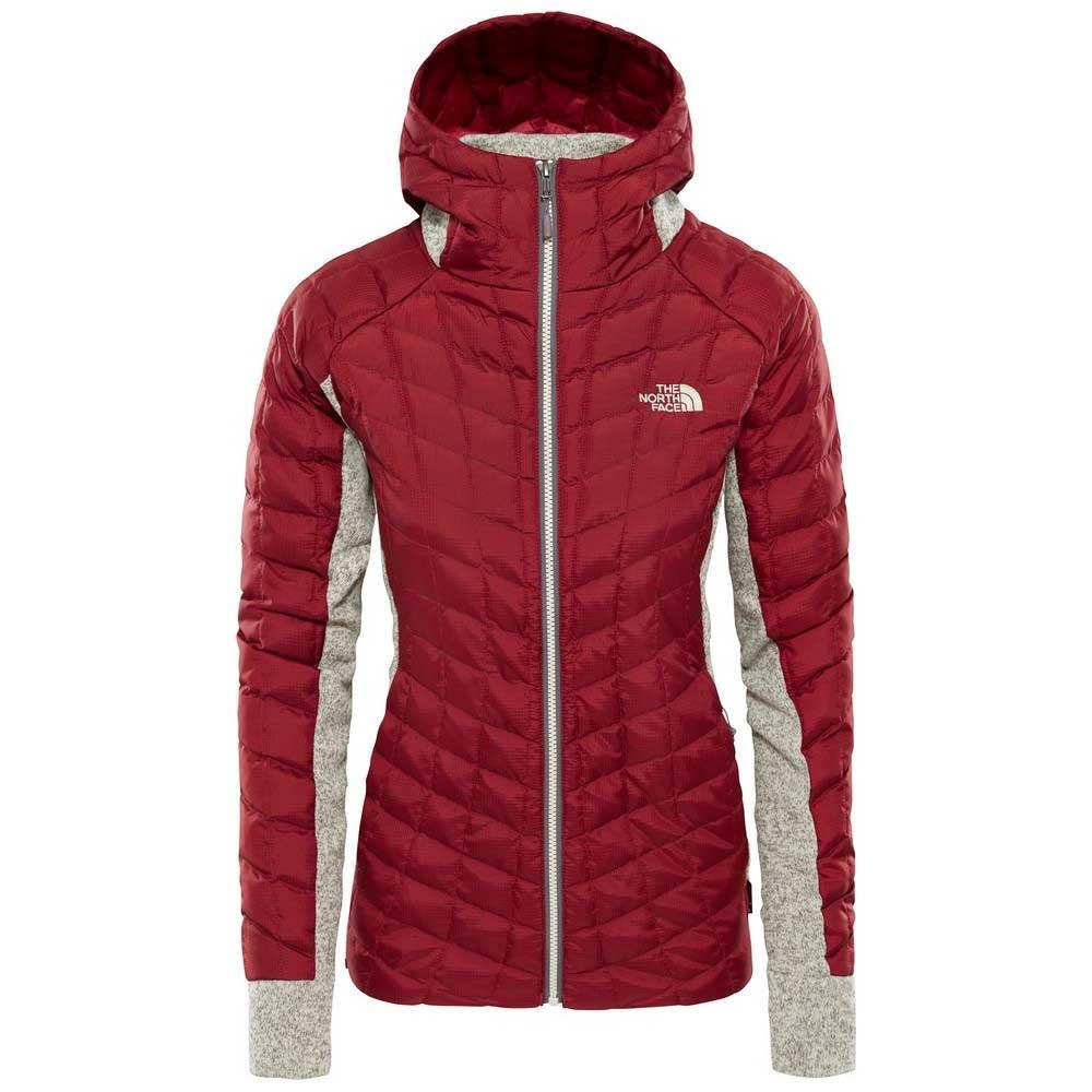 bc13b54df6 The north face Thermoball Gordon Lyons Hoodie Rouge, Trekkinn