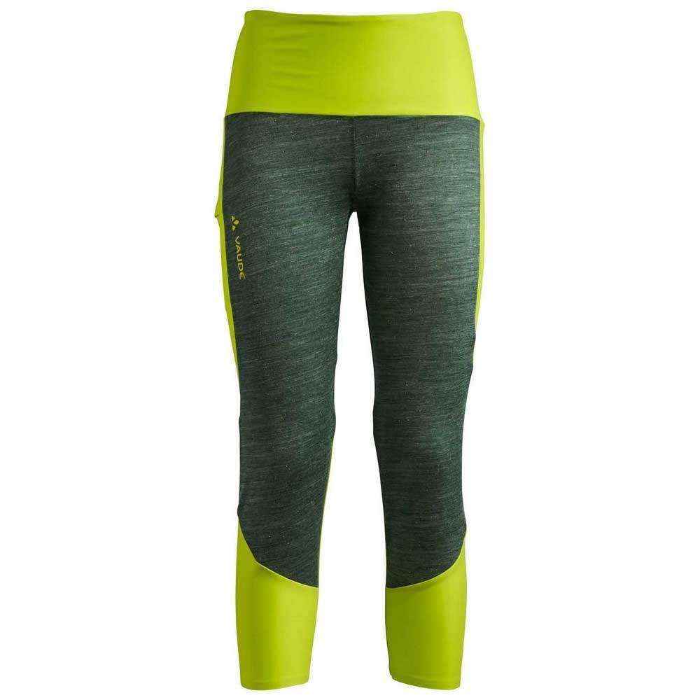 078bb55c8 VAUDE Green Core Tights Grøn køb og tilbud