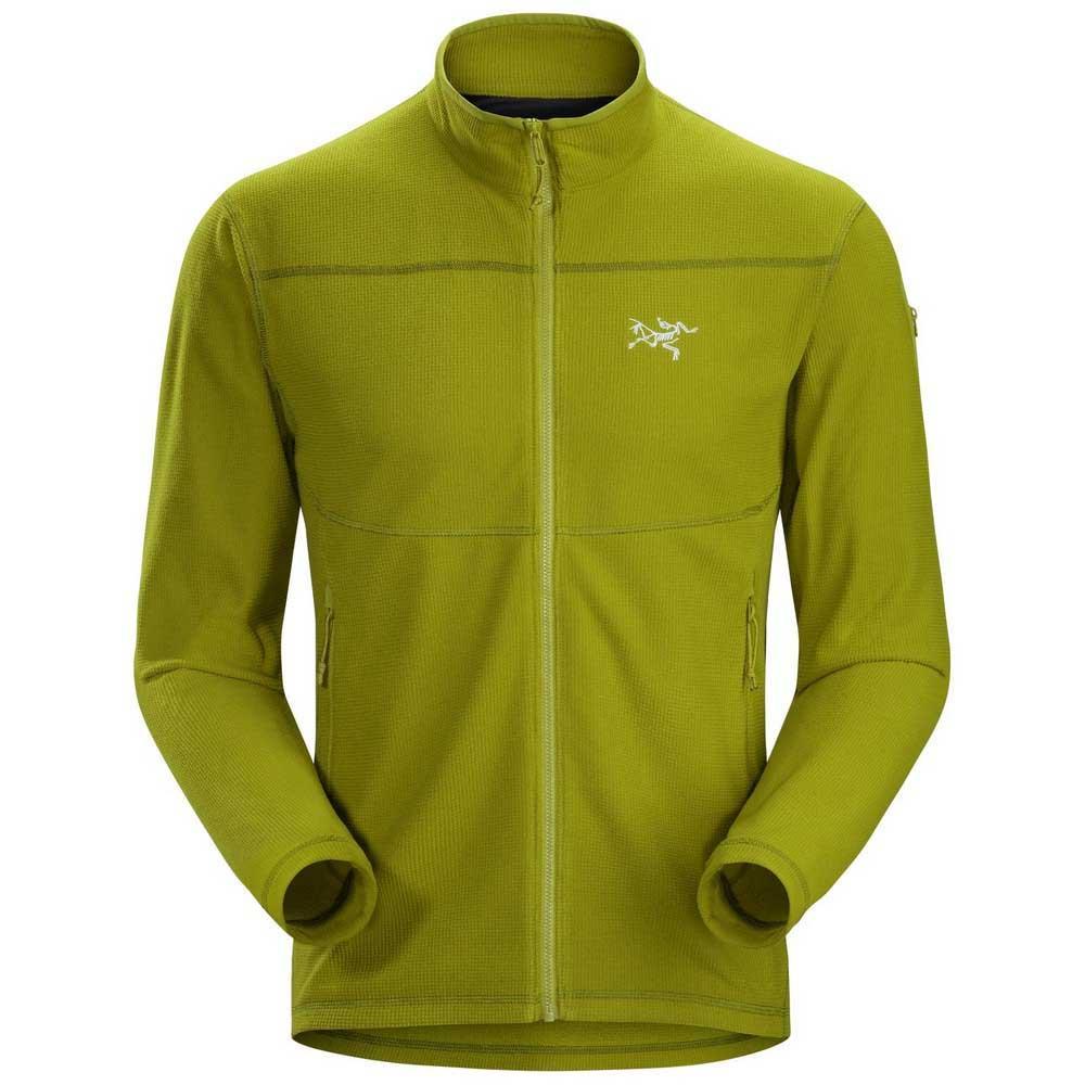 Arc teryx Delta LT Verde comprar y ofertas en Trekkinn 03bda63c2c6e