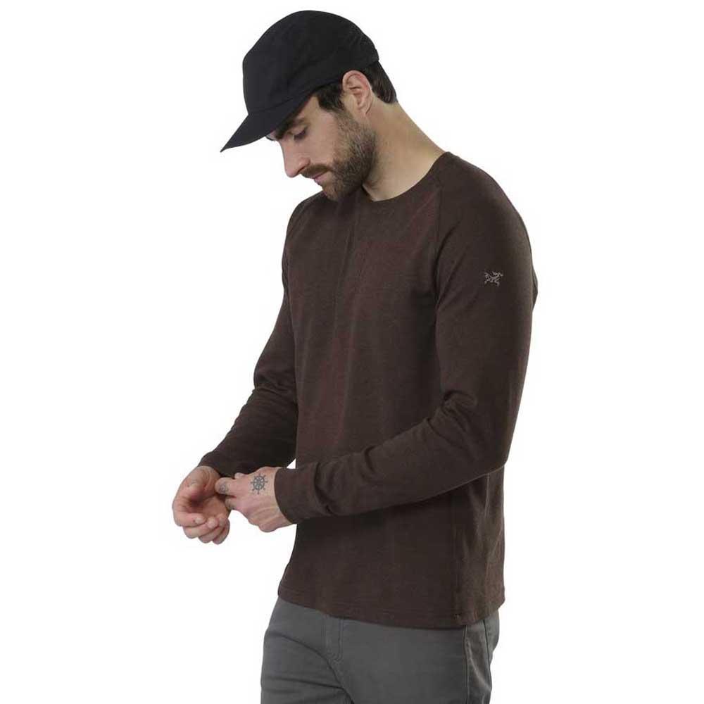 Arcteryx Sirrus Longsleeve Henley Shirt Men Outdoorshirt
