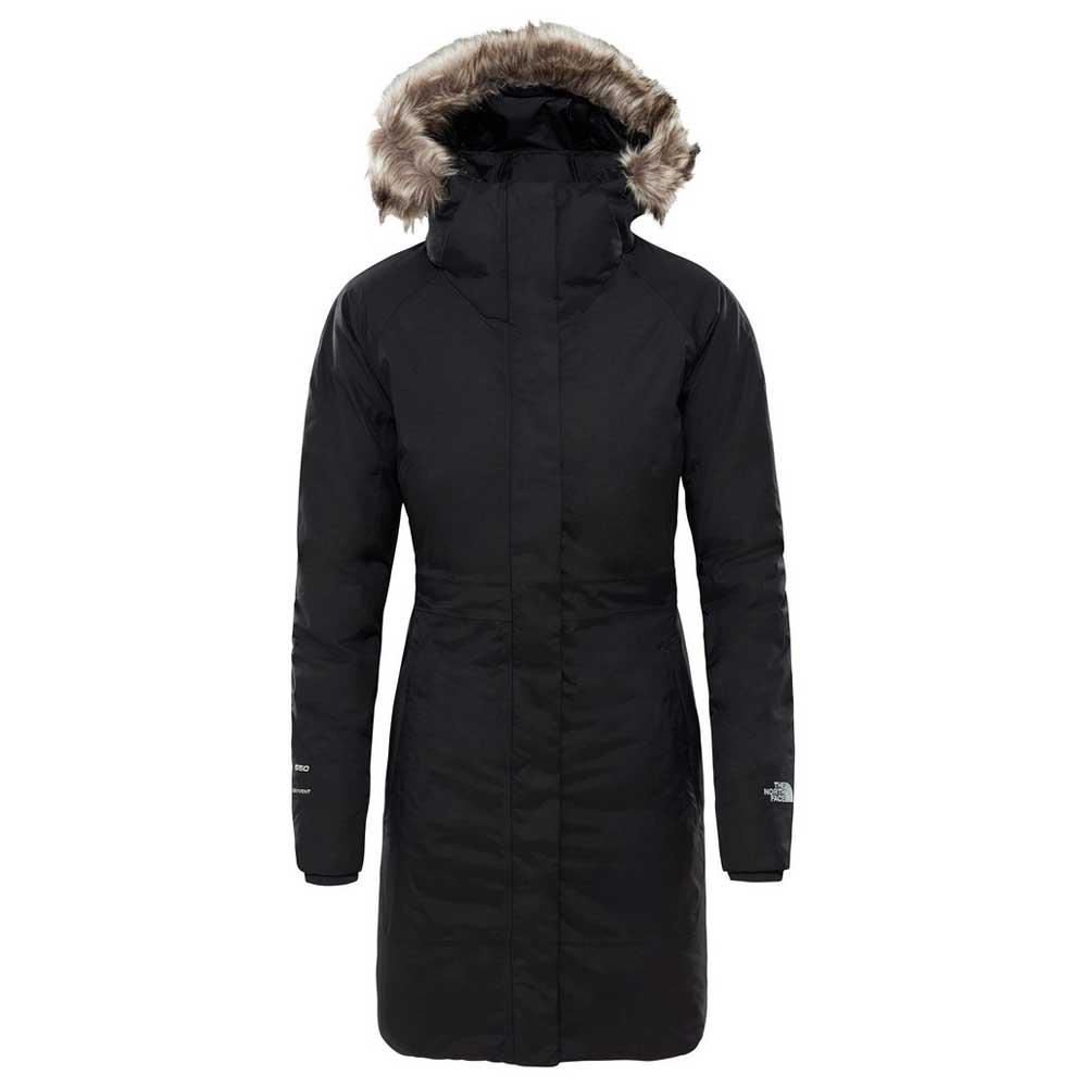 f5642767 The north face Arctic Parka II Black buy and offers on Trekkinn