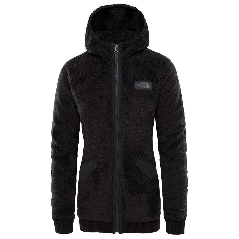 d2807630ef45 The north face Campshire Bomber Black buy and offers on Trekkinn