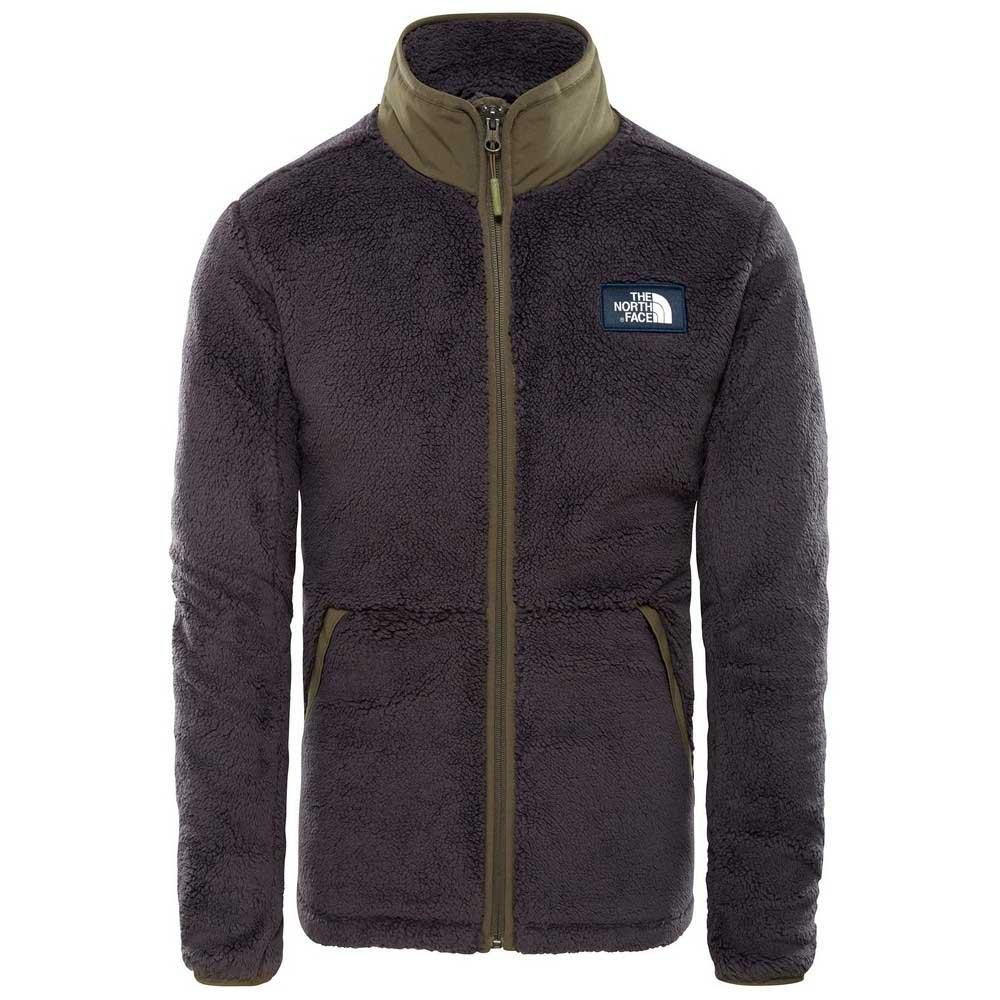 cc332d3fc133 The north face Campshire Full Zip Black