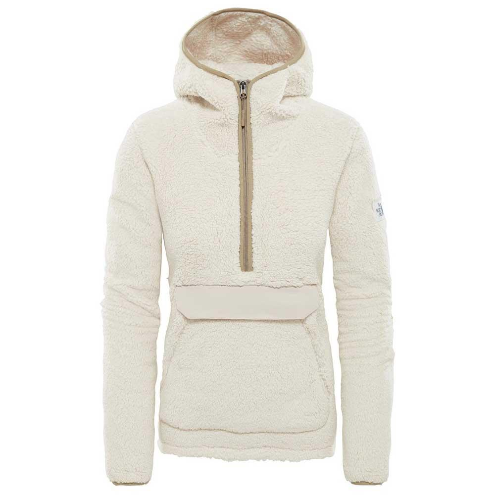 The north face Campshire Pullover Hoodie Beige, Trekkinn
